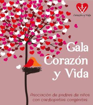 XI Gala Benéfica Corazón y Vida. 24 de Marzo en Sevilla