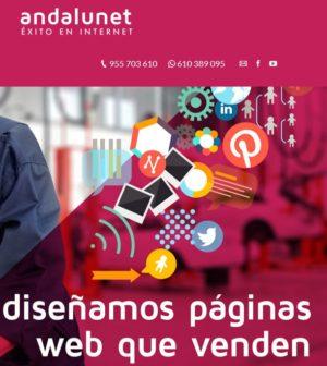 AGENCIA DE DISEÑO DE PAGINAS WEB EN SEVILLA