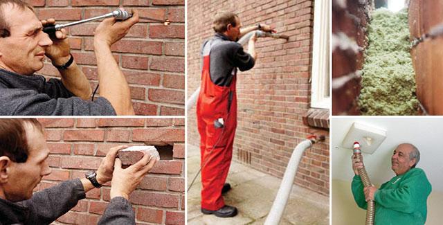 Grupo garoma prolisur aislamiento t rmico sevilla - Aislamiento de paredes ...