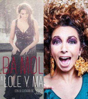 'Alba Molina canta a Lole y Manuel' y 'El Pulso del ADN' de Rosario Toledo. Flamenco en Teatro Lope de Vega, Sevilla
