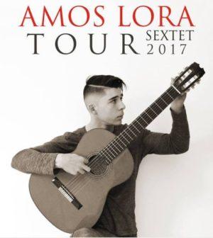 Amós Lora Sextet Tour 2017. En El Teatro de Triana, Sevilla