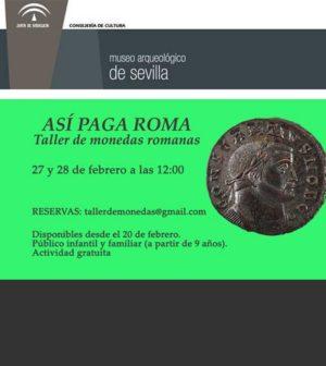 Día de Andalucía 2017 en el Museo Arqueológico de Sevilla