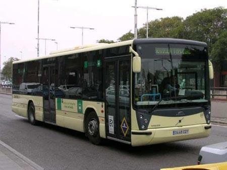 Autobús Interurbano de Sevilla