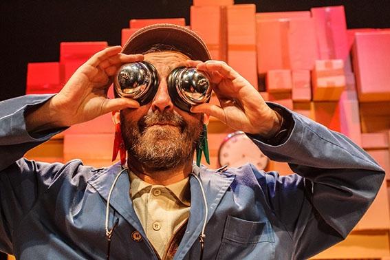 """""""Babia"""". 27 Ciclo """"El Teatro y la Escuela"""". Teatro Alameda Sevilla"""