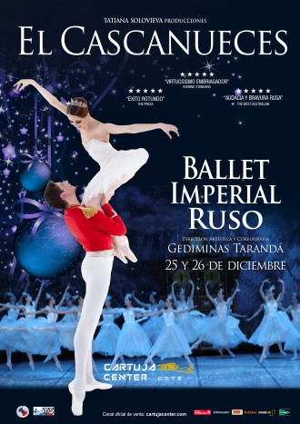 ballet-imperial-cascanueces-Cartuja Center – Sevilla 2018