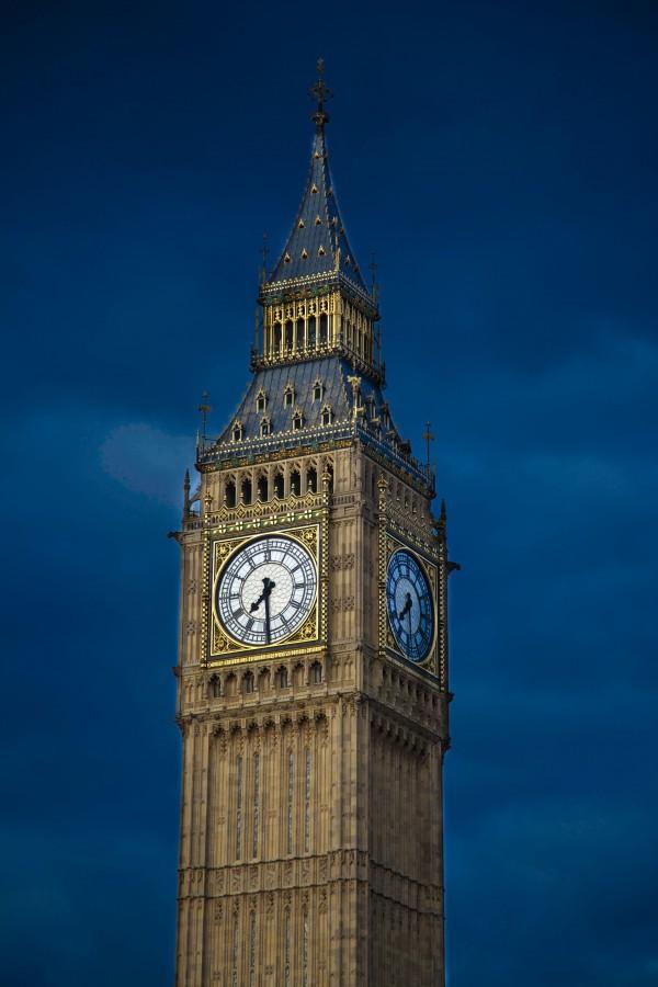 Big Ben – Torre de Isabel II