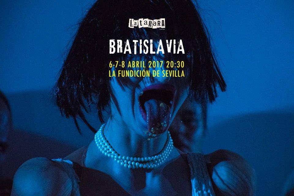 Bratislavia. Teatro Fundición, Sevilla