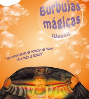 BURBUJAS MÁGICAS, CON LUIS BEVIA - Teatro de Triana
