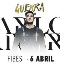 Carlos Rivera – Guerra Tour Fibes Sevilla