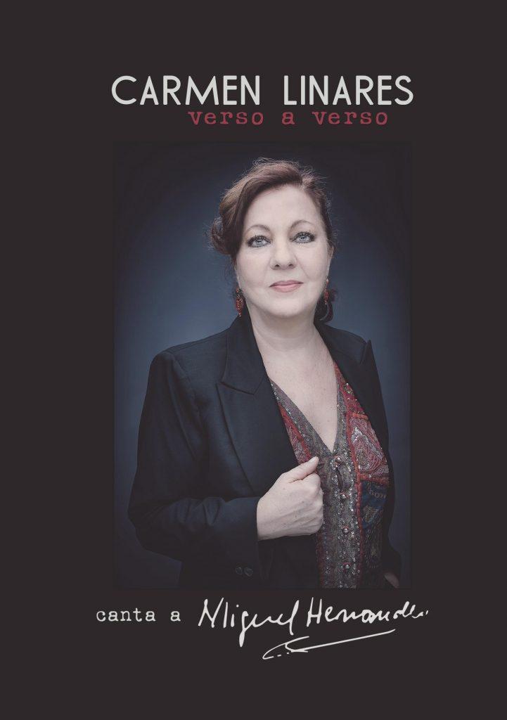 Carmen Linares canta a Miguel Hernandez verso a verso Teatro lope de vega sevilla 2019