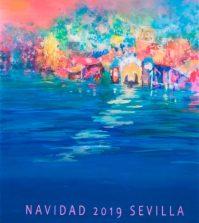 Cartel de Navidad de la Asociación de Belenistas de Sevilla 2019