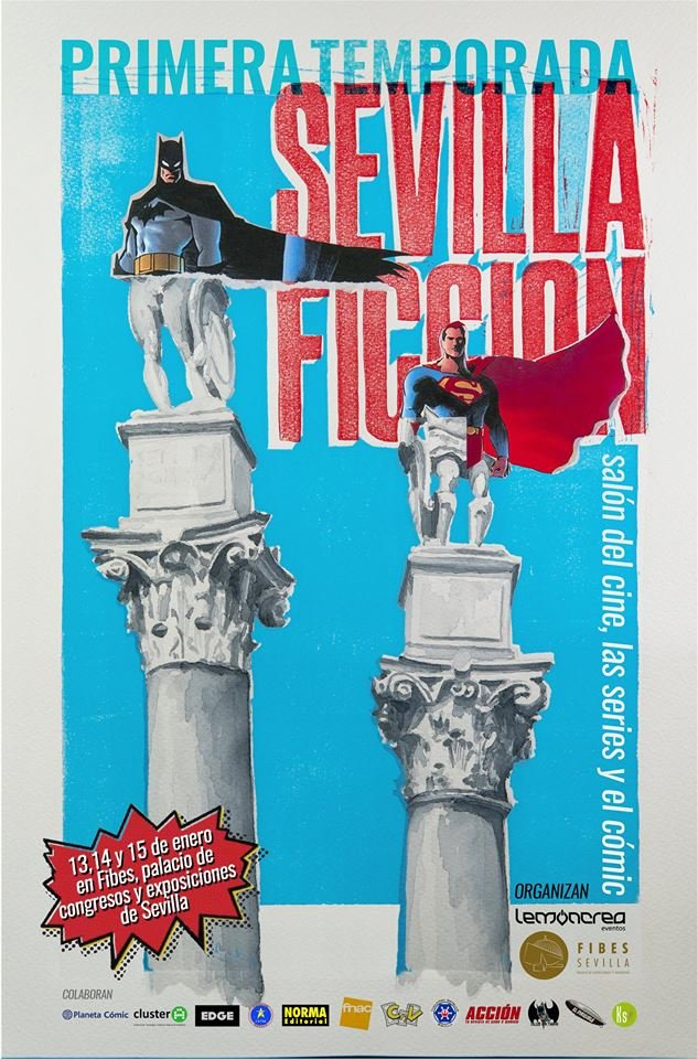 cartel-sefillaficcion-salon-cine-series-comic-fibes-sevilla