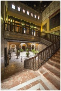 Visita teatralizada al Palacio de la Condesa de Lebrija