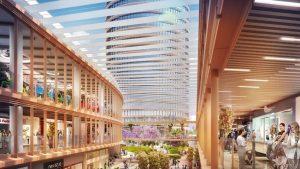 Verano con sorpresa. Ya hay fecha de inauguración para el nuevo centro comercial Torre Sevilla