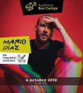 Infinito – Concierto acústico de Mario Díaz- Auditorio BOX Cartuja Sevilla