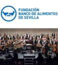 Concierto Benéfico BANCO DE ALIMENTOS DE SEVILLA. Teatro de la Maestranza, Sevilla