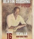 Concierto Bertín Osborne Sevilla 2019. Fibes