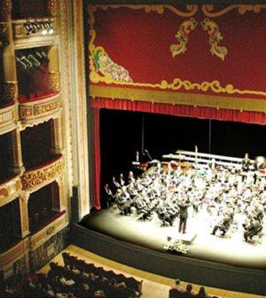 Concierto conmemorativo del 150 aniversario del Círculo Mercantil. Teatro Lope de Vega, Sevilla