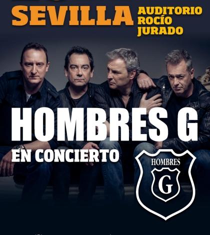 concierto-hombres-g-sevilla-2019-auditorio-rocio-jurado