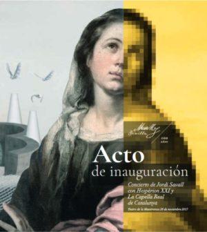 CONCIERTO INAUGURAL DEL AÑO MURILLO. Teatro de la Maestranza, Sevilla