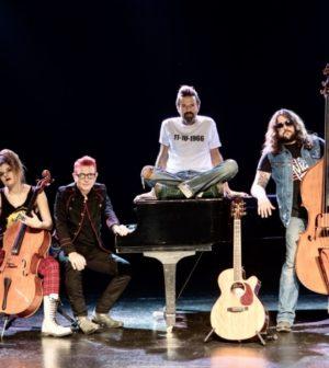 "Concierto Jarabe de Palo en Sevilla ""50 PALOS"". Teatro Lope de Vega"