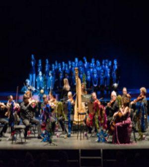 CONCIERTO DE NAVIDAD. Programa de Villancicos. Teatro de la Maestranza, Sevilla