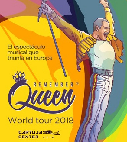 concierto-remember-queen-cartuja-center-sevilla