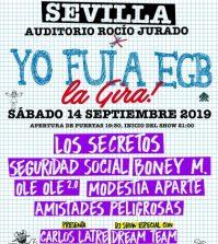 Yo fui a EGB La Gira - Sevilla 2019