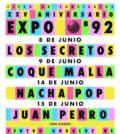 Ciclo de Conciertos por el 25 aniversario de la Expo'92 en el Centro Andaluz de Arte Contemporáneo. Monasterio de la Cartuja. CAAC, Sevilla