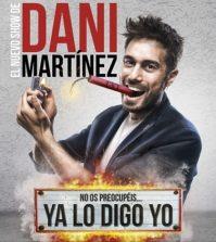 Dani Martínez. Ya lo digo yo. Sevilla 2019