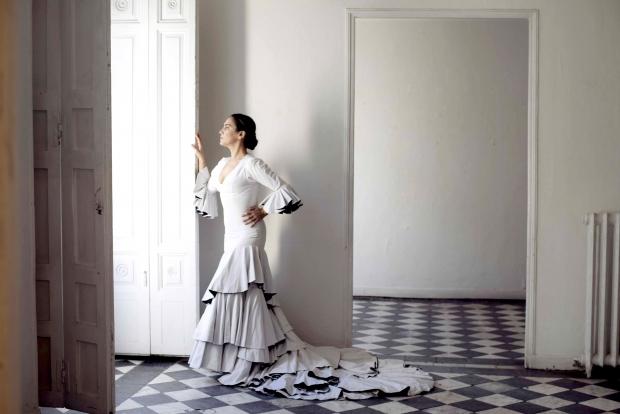 Danza. RAFAELA CARRASCO. Nacida sombra. Teatro de la Maestranza, Sevilla