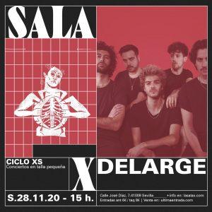 DELARGE – Sevilla