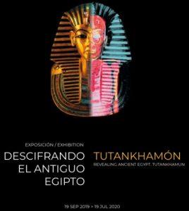 Descifrando el antiguo Egipto. Exposición temporal en La Casa de la Ciencia de Sevilla