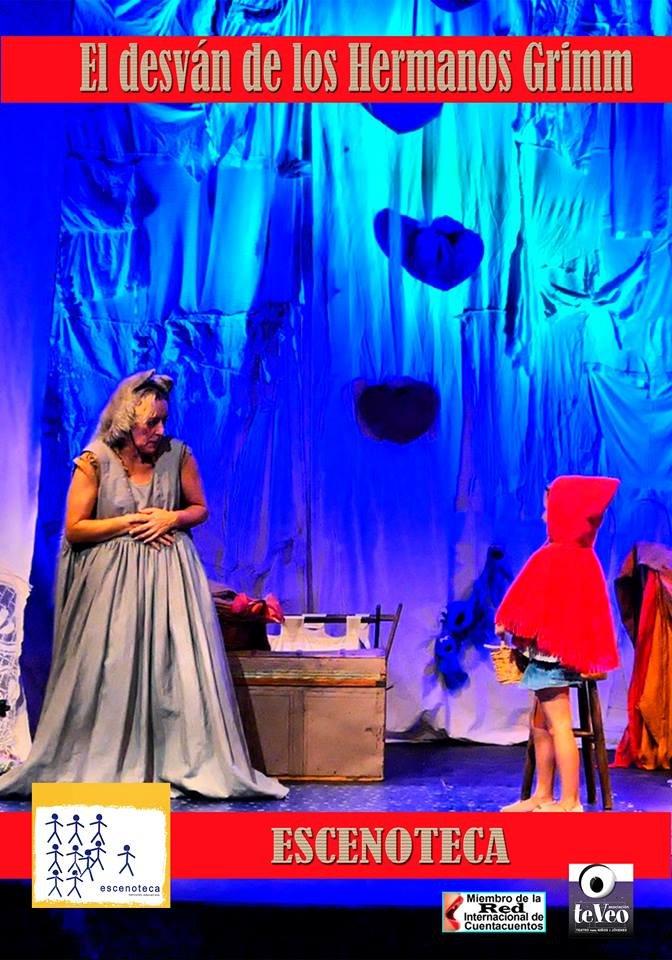 El desván de los Hermanos Grimm. Programación Infantil en Teatro Duque-La Imperdible, Sevilla