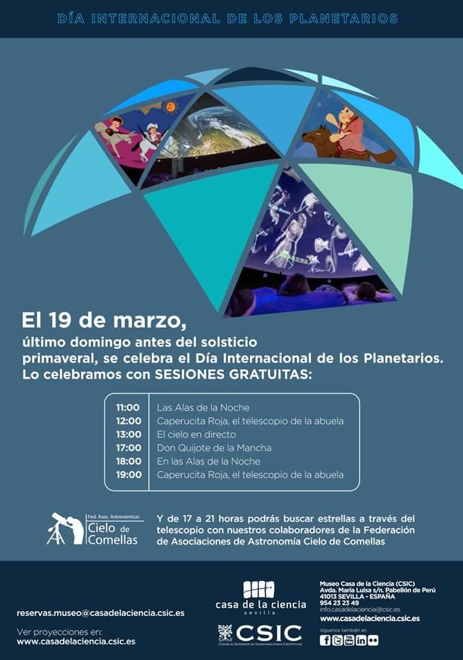 dia-internacional-planetarios-casa-de-la-ciencia-sevilla-cartel