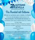 Día Mundial del Autismo en Sevilla 2017