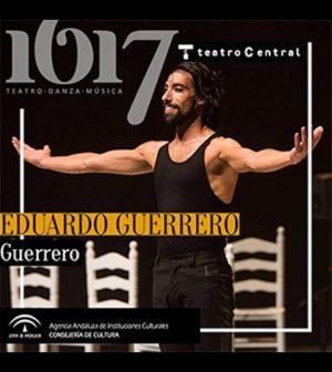Guerrero. Flamenco Viene del Sur 2017. Teatro Central, Sevilla