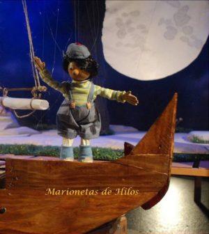 El Gran Misterio de la Luna. Teatro Infantil en Sala La Fundicion, Sevilla