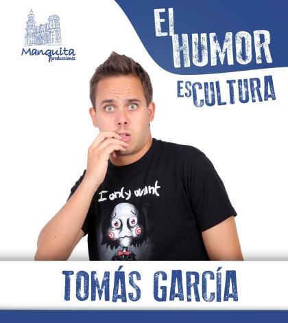 El humor es cultura, con Tomás García – Teatro de Triana