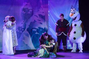 El Origen del Hielo Tributo a Frozen – Teatro Los Remedios – Sevilla