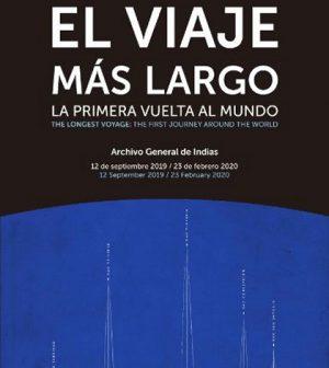 Exposición: El viaje más largo - Archivo General de Indias