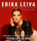 Copla. Concierto de Erika Leiva en el Teatro Lope de Vega de Sevilla. 'Amar y querer'