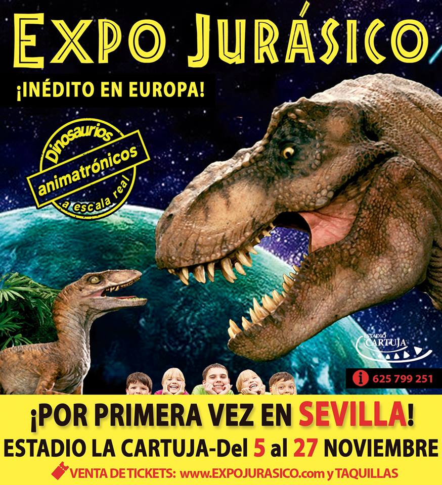 expo-jurasico-dinosaurios-sevilla-cartel