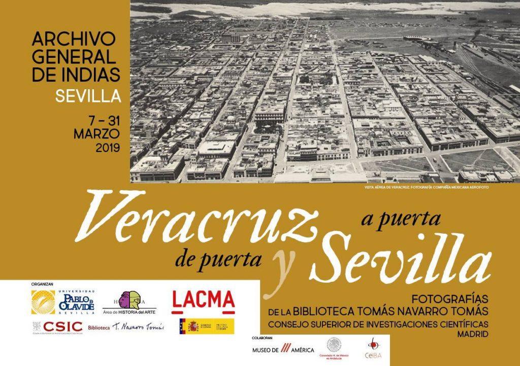 Exposición De puerta a puerta: Veracruz y Sevilla -Archivo General de Indias