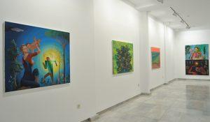 Exposición El estilo y la idea – Cristóbal Quintero – Galería Birimbao Sevilla