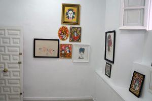 Exposición Girl Power. –  MARÍA LUISA BENEYTEZ Y JULIO SERRANO – Galería Zunino Sevilla