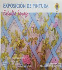 Exposición de Pintura de Estrella Sayago en el Casino Militar de Sevilla