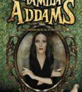 """Cartel de la obra de teatro musical """"La familia Adams"""" en Sevilla"""