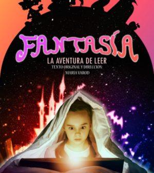 Fantasía. La aventura de leer. Minifundi programación infantil en Sala La Fundición Sevilla