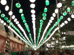 ¿Sabías cuál es el origen de los farolillos de la Feria de Sevilla?